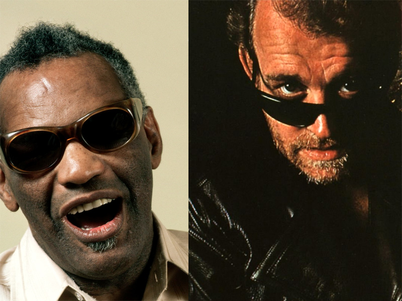 Ray Charles and Joe Cocker