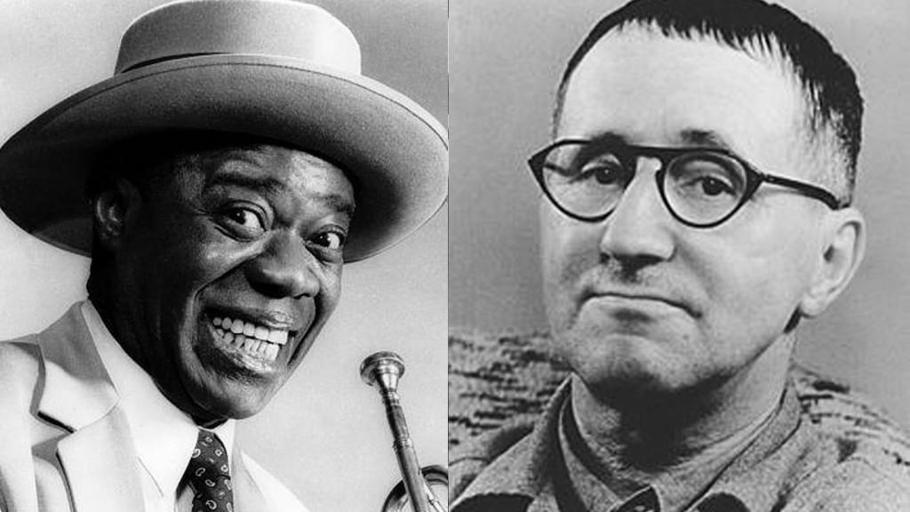 Mack the knife - Brecht e Armstrong
