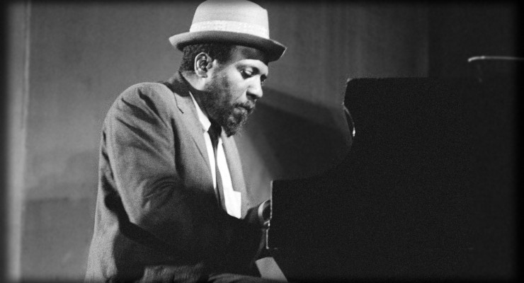 Thelonious Monk: il piano jazz